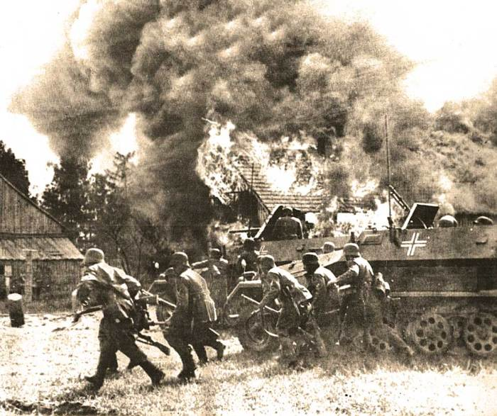 The Eastern Front was a haze of contradictions.