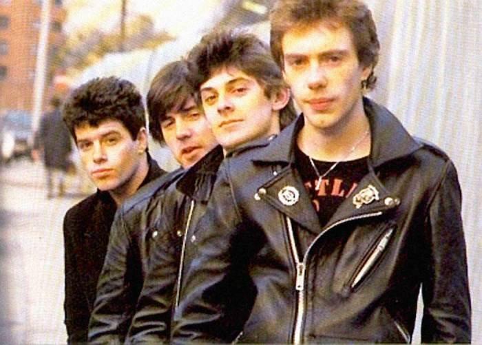 Stiff Little Fingers - Belfast Punk - in times of trouble.