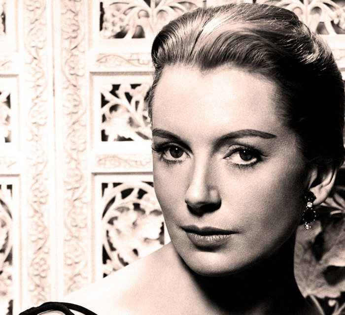 Deborah Kerr - when Hollywood had no shortage of Royalty.