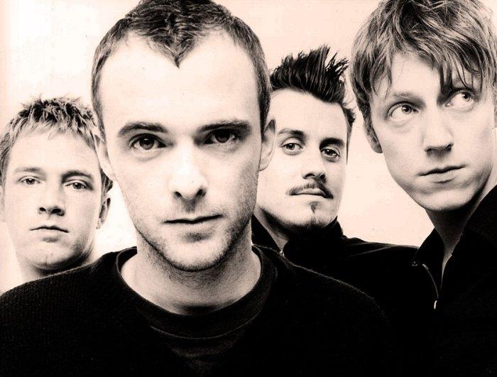 Travis - one of Brit-Pop's Springboard bands.