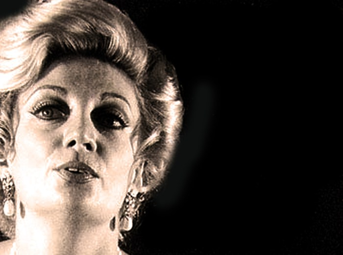 Andrèe Esposito - Primarily known for contemporary works, but felt right at home with French Songs.