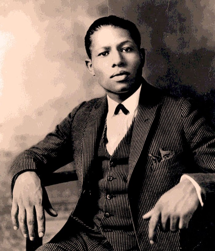 Alphonso Trent - first African-American bandleader to be broadcast nationwide.