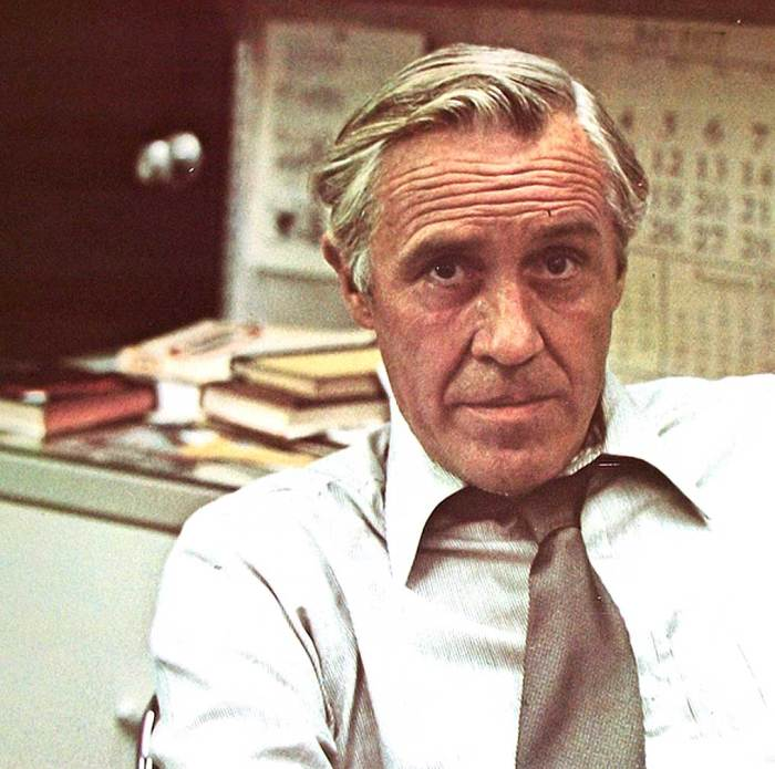 Jason Robards - Most people know him from his films - but he left his biggest mark on Theatre.