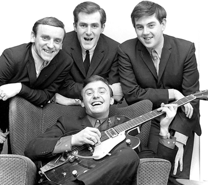 Gerry & the Pacemakers -  What the British Invasion sounded and looked like in 1964.