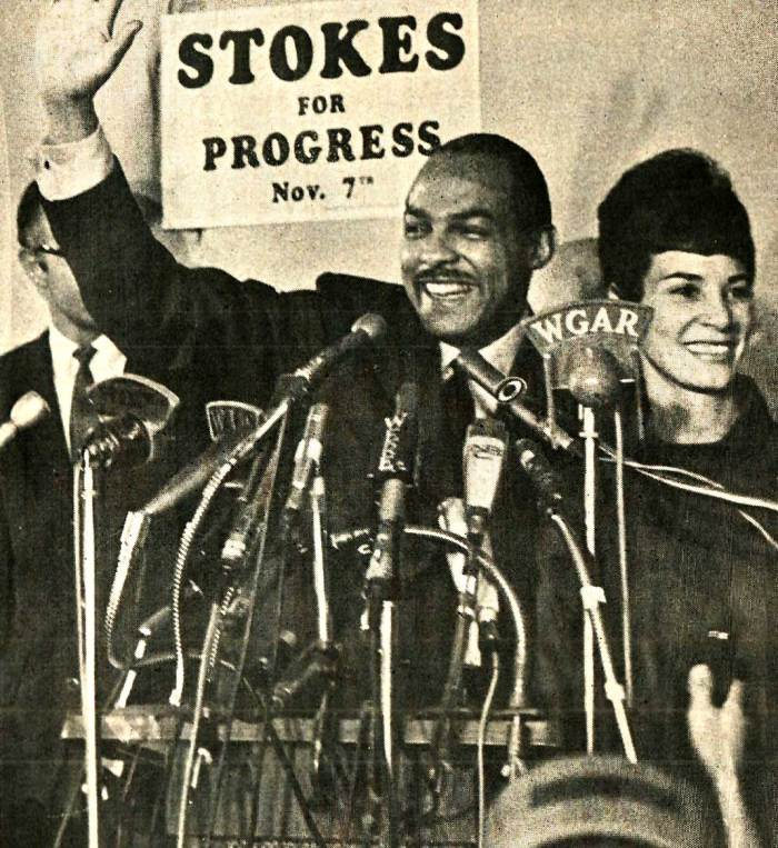 Carl B. Stokes - being first Black Mayor of Cleveland was no walk in the park.