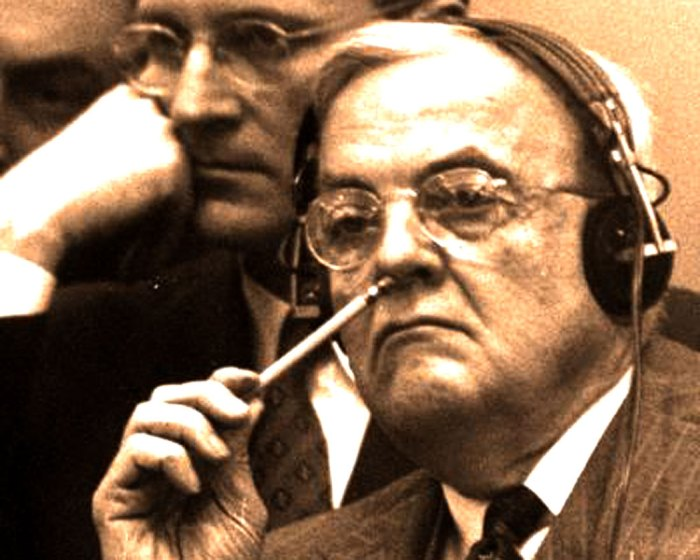 John Foster Dulles - One of those shadowy Cold War figures in U.S. Foreign Policy.