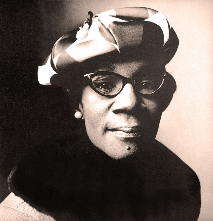 Shirley Chisholm - in 1972 her Presidential run was loaded with possibilities - but America was so not ready.