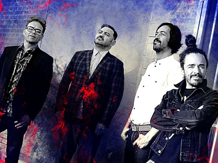 Cafe Tacvba - Astounding sounds from our friends to the South.