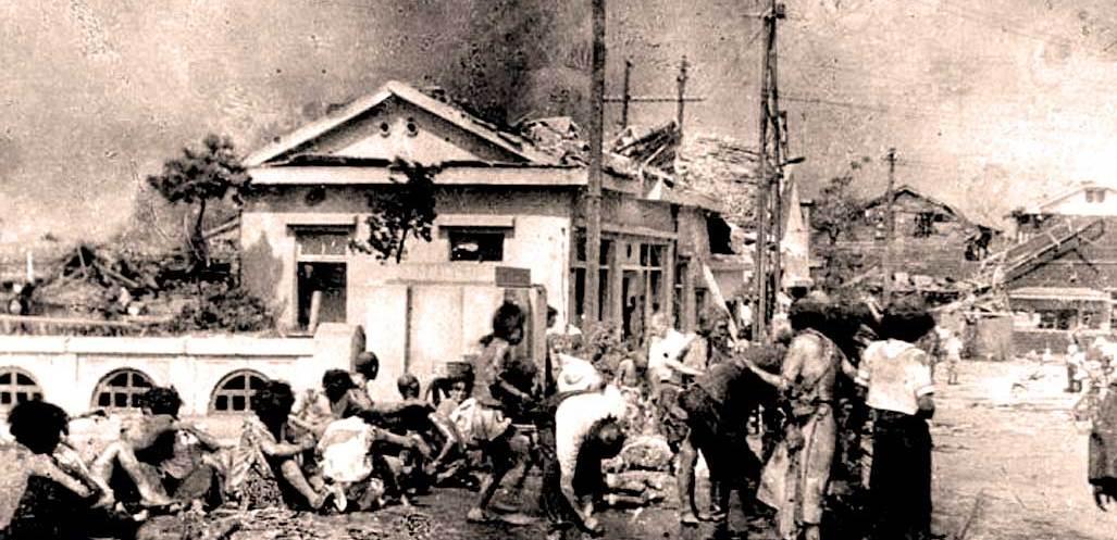 Hiroshima - August 6, 1945