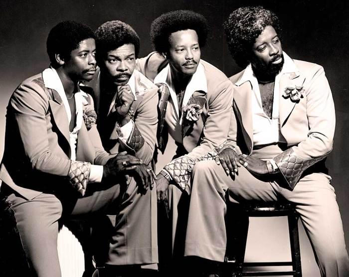 The Manhattans - The original lineup.