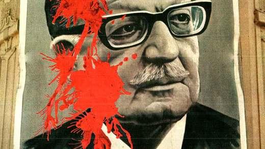 Allende overthrown - September 11,1973