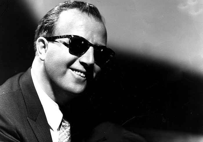 George Shearing - high priest of mellow-cool.