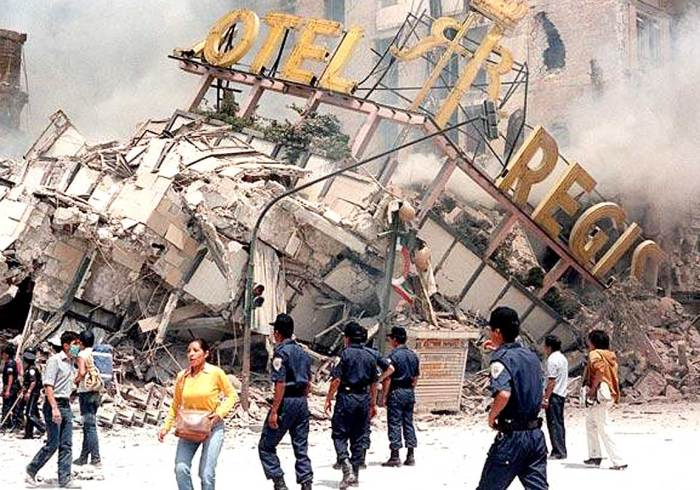Guatemala Earthquake 1976