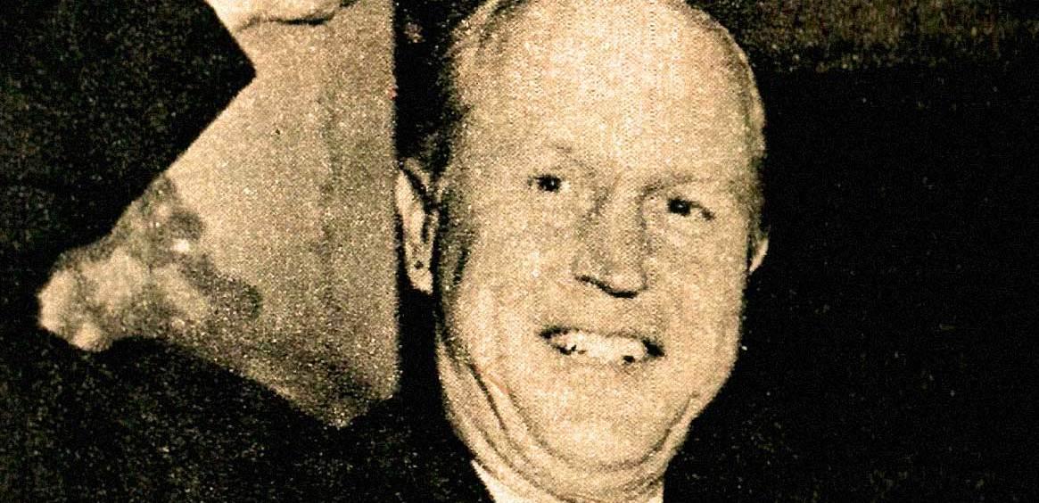 1956 GOP Convention - Arthur B. Langli