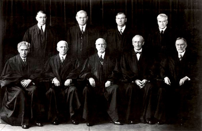 Supreme Court in 1937