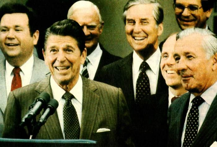 June 1,1981 - President Reagan