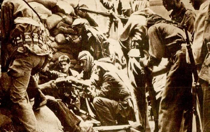 Crisis in Palestine - 1948