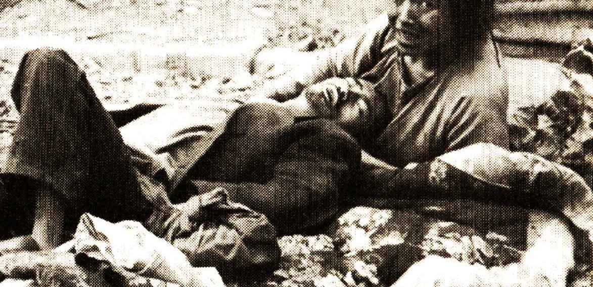 Korean War civilan casualities