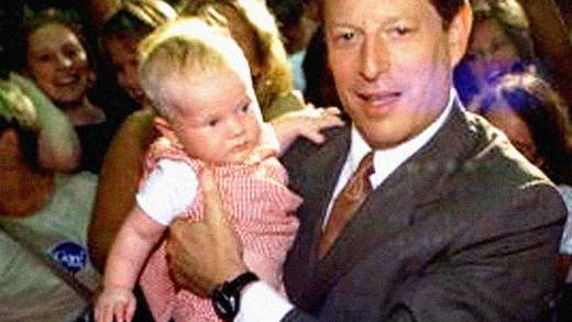 Al Gore and Future voter