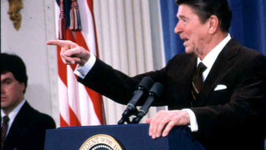 Pres. Reagan Press Conf.