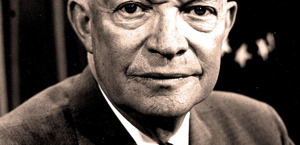 President Eisenhower - 1953