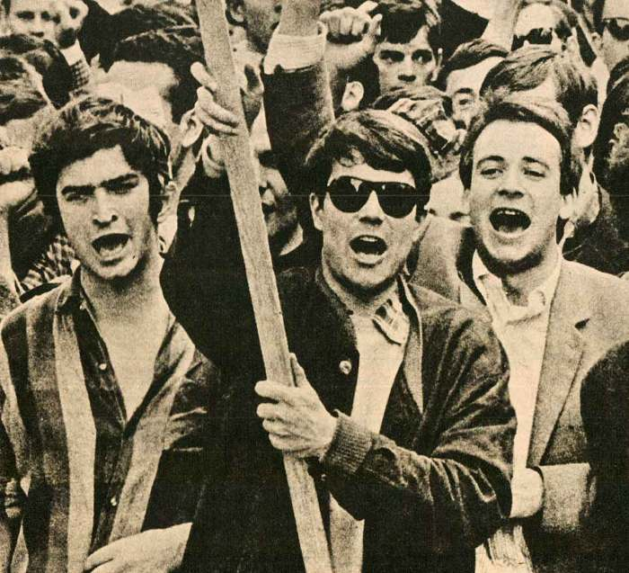 Anti-War Protests 1960s
