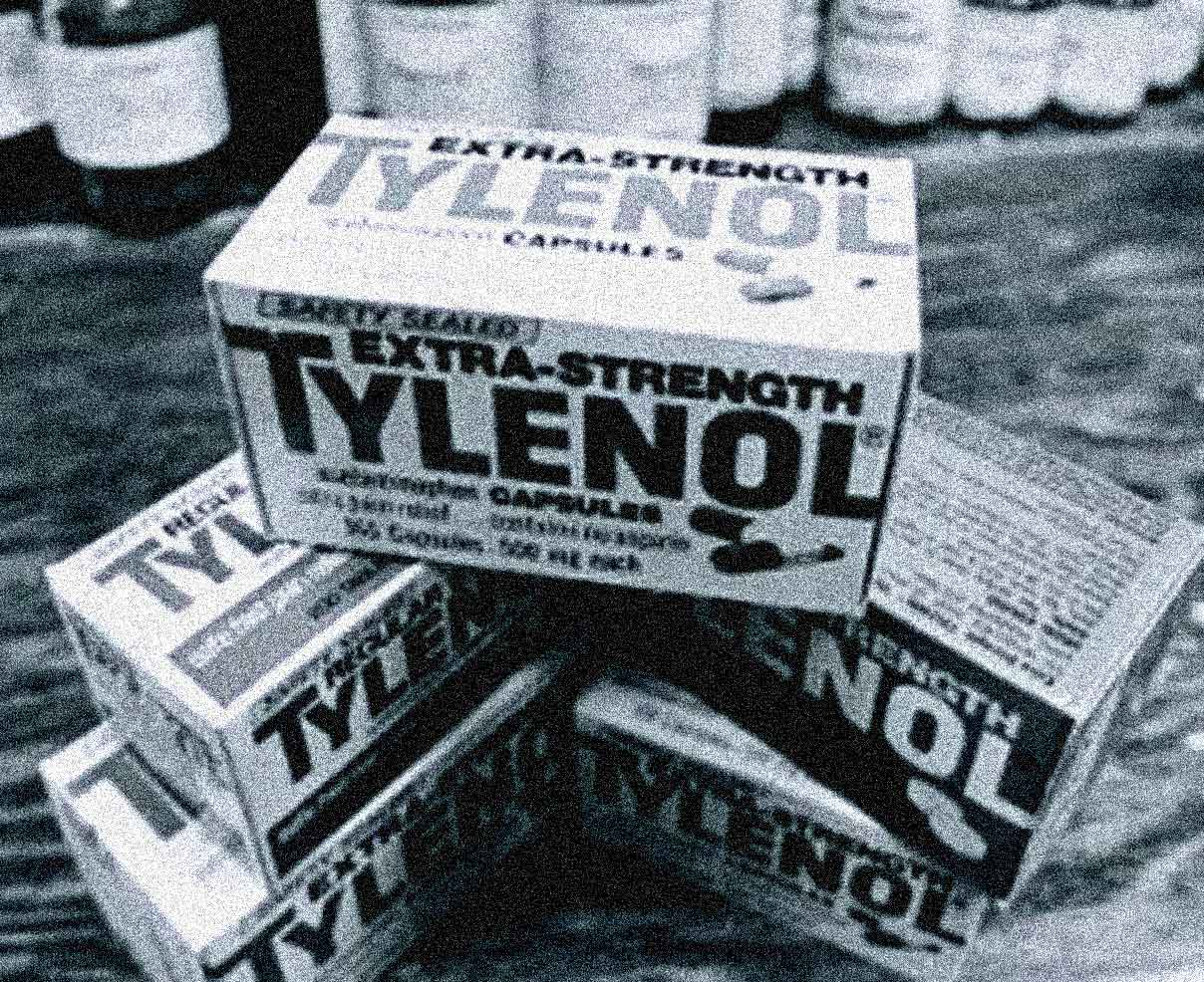 Tylenol Advert, 1970s