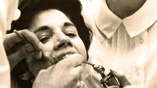 A Trip To The Dentist in 1964