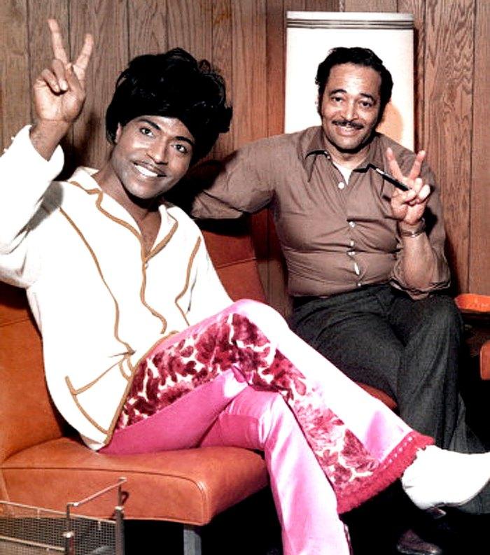 Bumps Blackwell (w/Little Richard)