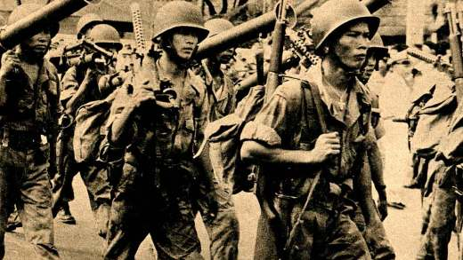 South Vietnamese Army