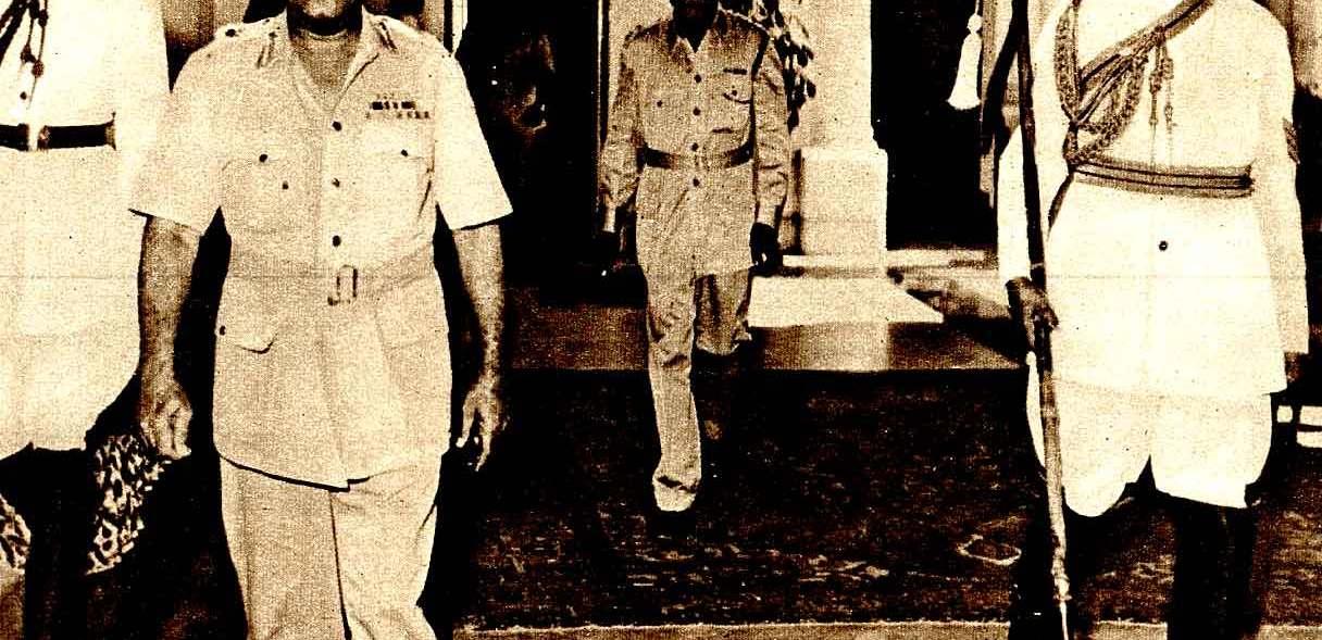Gen. Abboud of Sudan