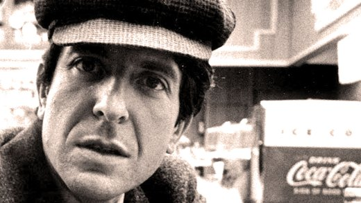 Leonard Cohen (RIP: 1934-2016)
