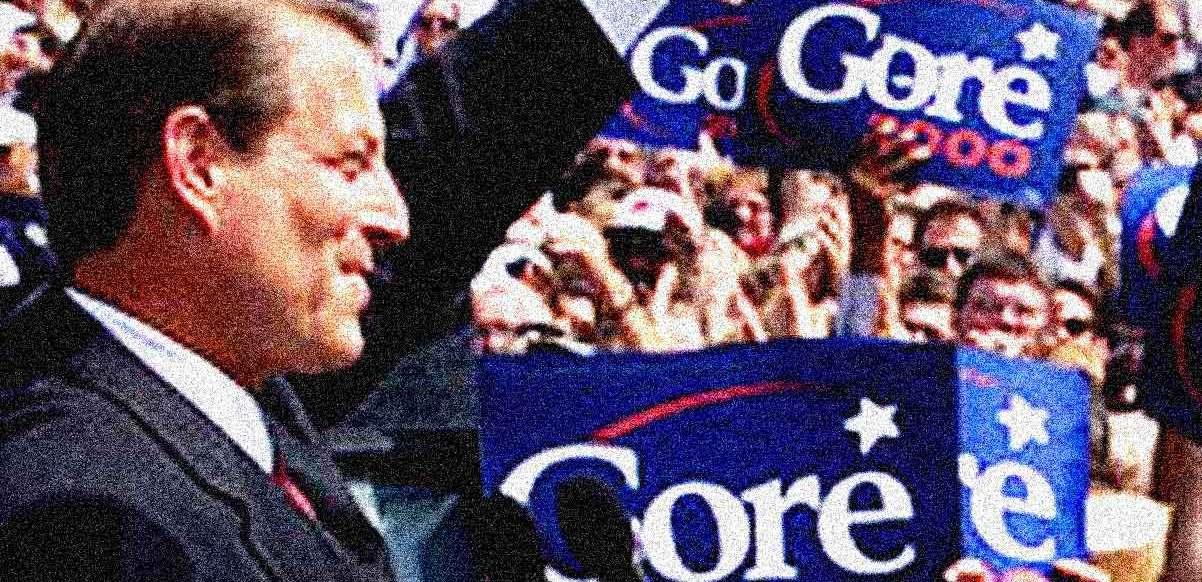 Al Gore - Campaign 2000