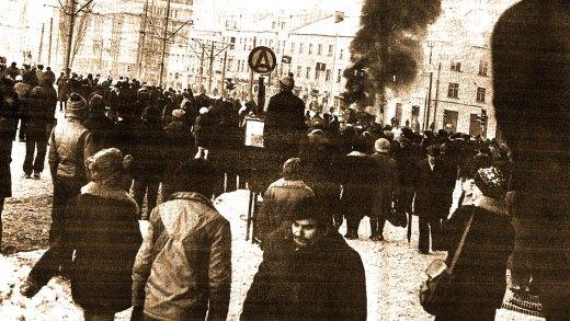 Warsaw - December 1981