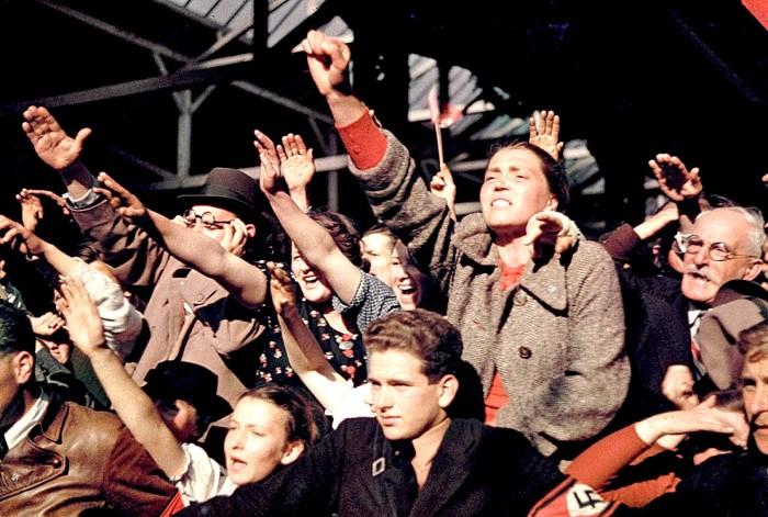 Hitler Rally 1938 - Austria
