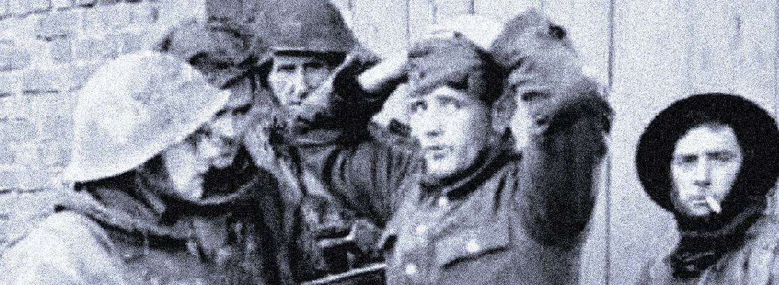 January 1945 - Belgium