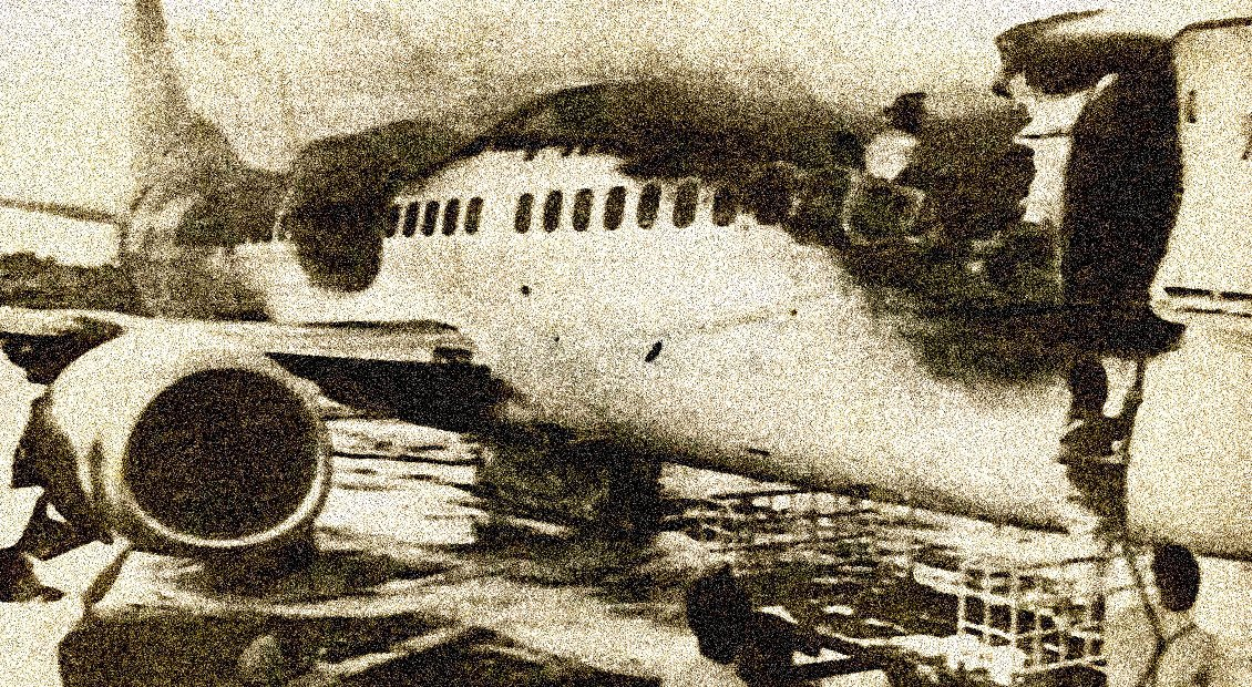 Philippine Airlines Flight 143