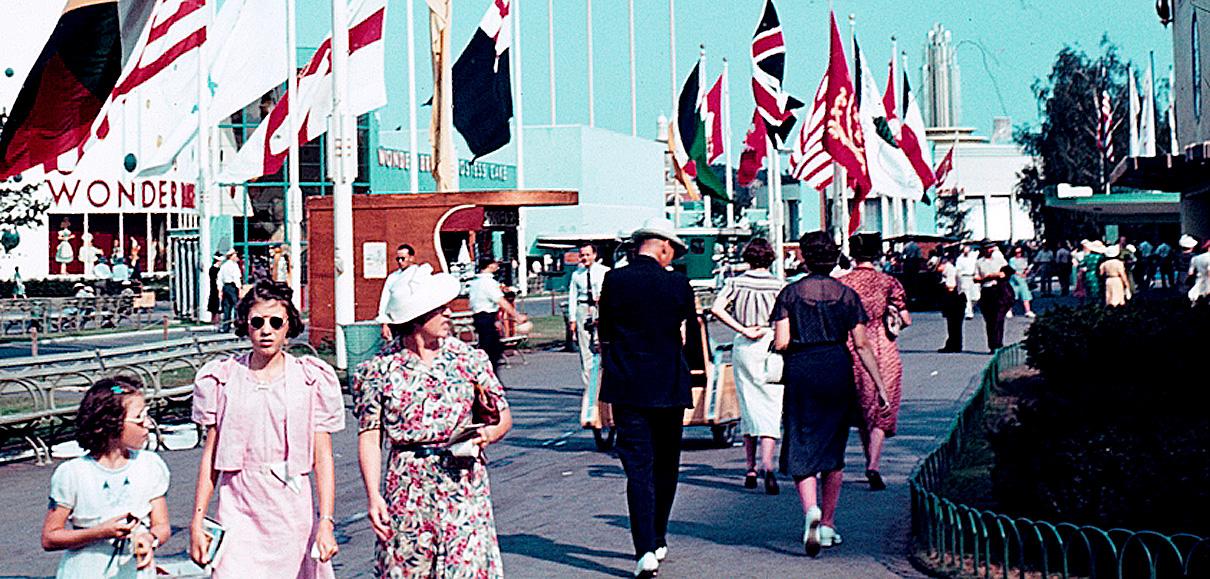 New York World's Fair 1939