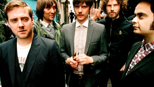 Kaiser Chiefs in session 2005