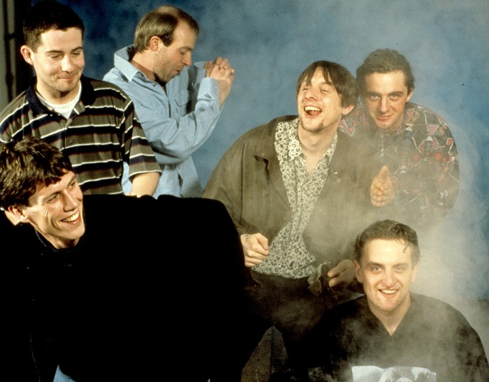 Happy Mondays - live from Lyon 1990