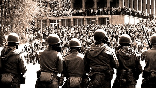 Kent State - May 4, 1970