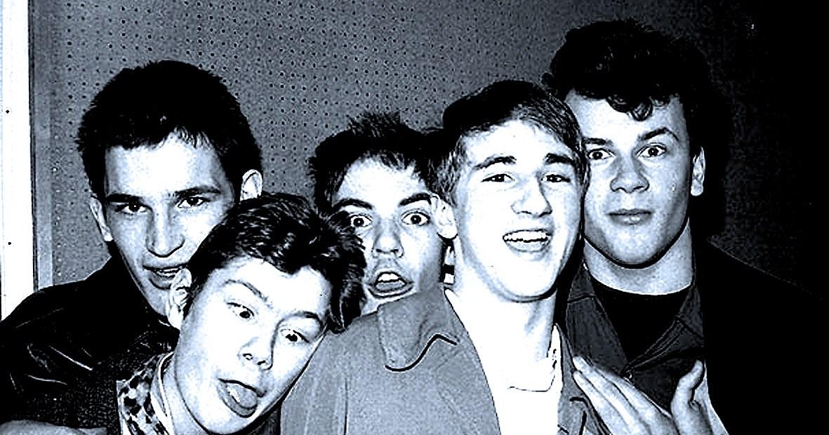 The Cortinas -Peel session 1977