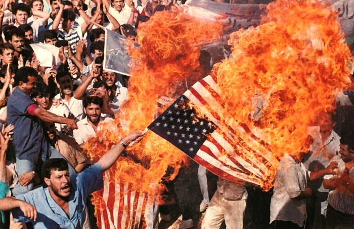 Jordan anti-U.S. protests