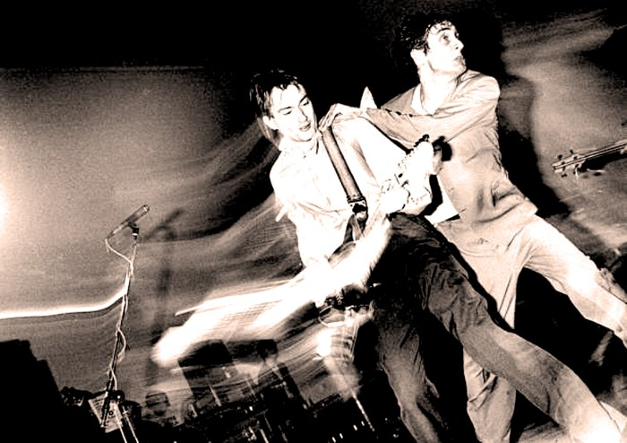 Gang Of Four - in concert - 1983
