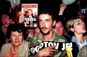 Yugoslavia votes