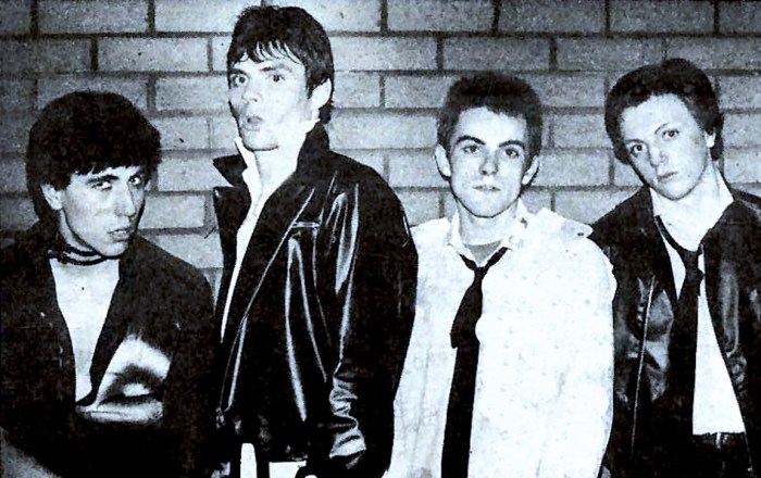 Chelsea - In session for John Peel - 1977