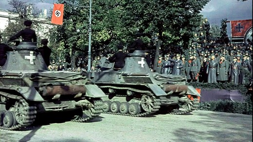 German/Soviet Armies in Poland