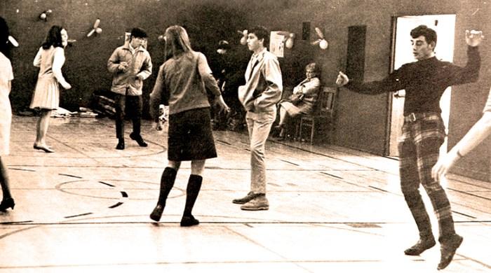 The High School Dance in 1967