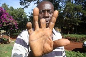 Voting in Kenya