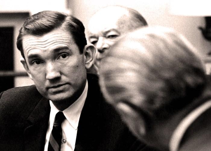 Attorney General Ramsey Clark - 1967